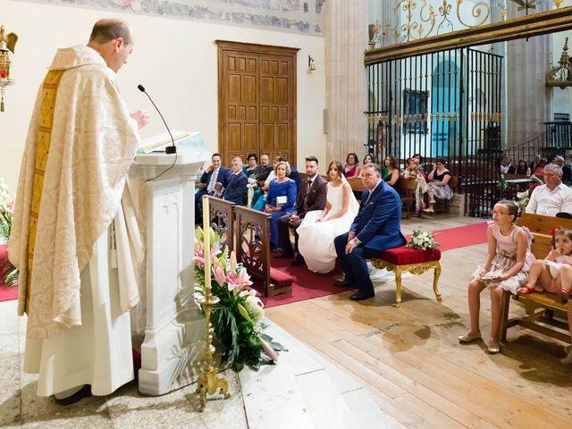La boda de José Antonio y Ana María en Medina Del Campo, Valladolid 40