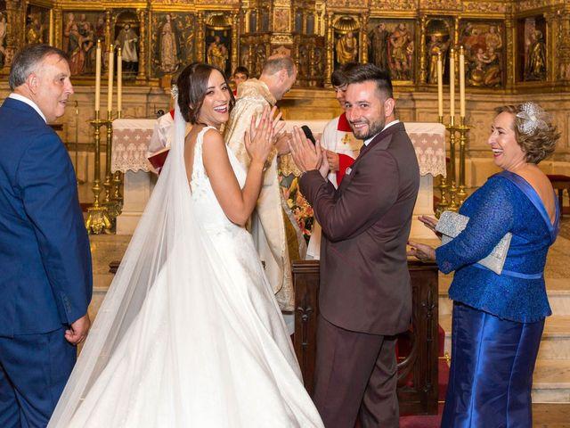 La boda de José Antonio y Ana María en Medina Del Campo, Valladolid 43