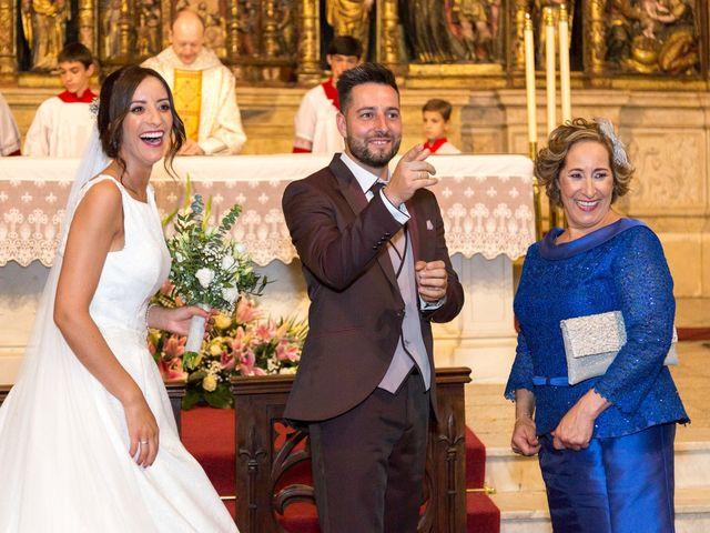 La boda de José Antonio y Ana María en Medina Del Campo, Valladolid 46