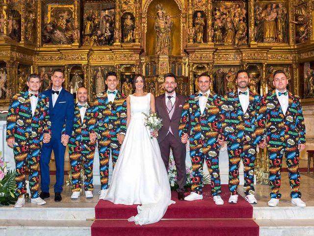 La boda de José Antonio y Ana María en Medina Del Campo, Valladolid 47