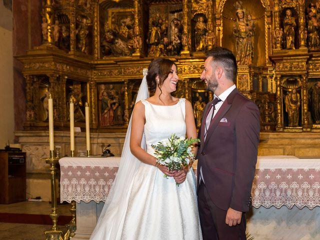 La boda de José Antonio y Ana María en Medina Del Campo, Valladolid 48