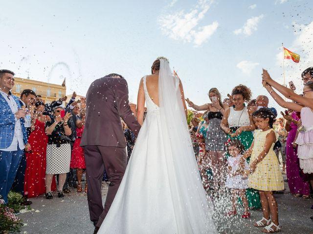 La boda de José Antonio y Ana María en Medina Del Campo, Valladolid 50