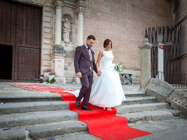 La boda de José Antonio y Ana María en Medina Del Campo, Valladolid 51
