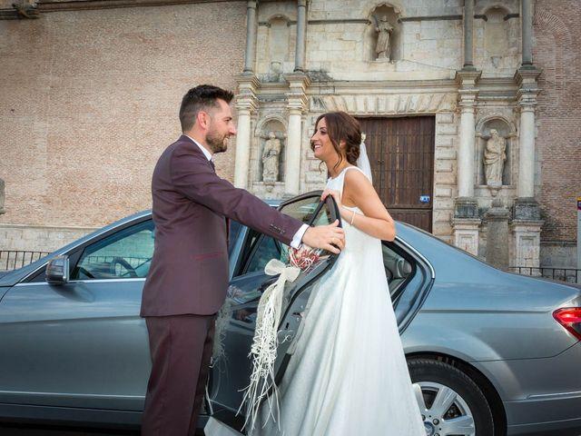 La boda de José Antonio y Ana María en Medina Del Campo, Valladolid 52