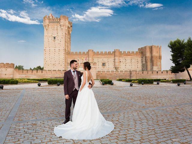 La boda de José Antonio y Ana María en Medina Del Campo, Valladolid 53