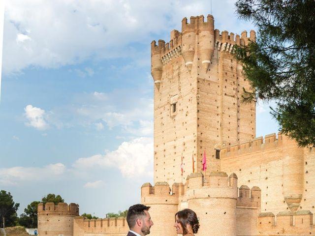 La boda de José Antonio y Ana María en Medina Del Campo, Valladolid 55