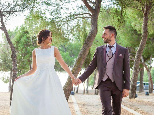 La boda de José Antonio y Ana María en Medina Del Campo, Valladolid 56