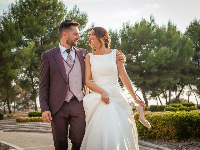 La boda de José Antonio y Ana María en Medina Del Campo, Valladolid 59
