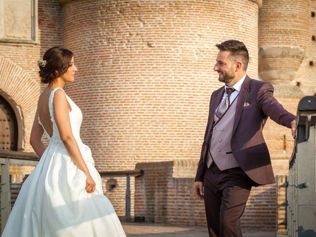 La boda de José Antonio y Ana María en Medina Del Campo, Valladolid 60
