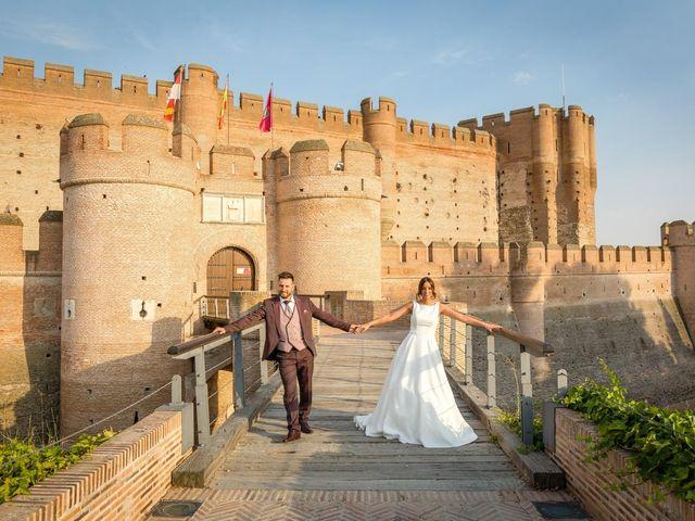 La boda de José Antonio y Ana María en Medina Del Campo, Valladolid 61