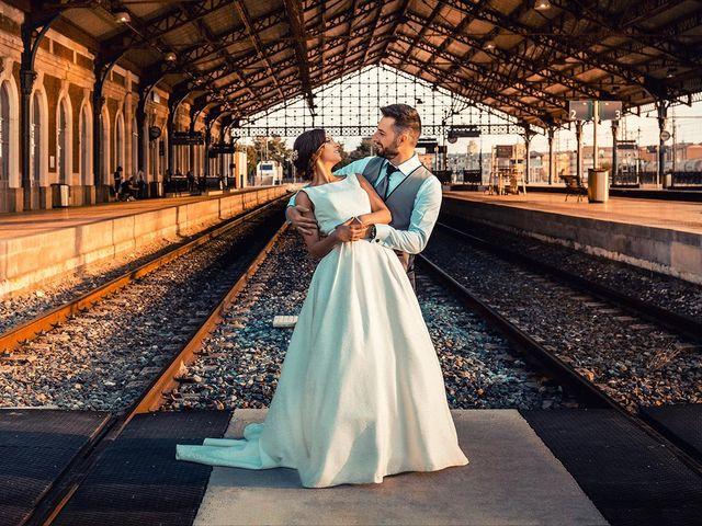 La boda de José Antonio y Ana María en Medina Del Campo, Valladolid 1