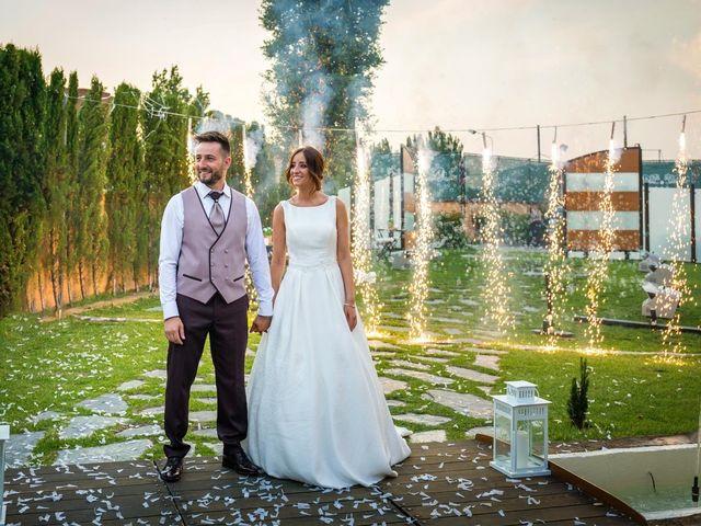 La boda de José Antonio y Ana María en Medina Del Campo, Valladolid 71