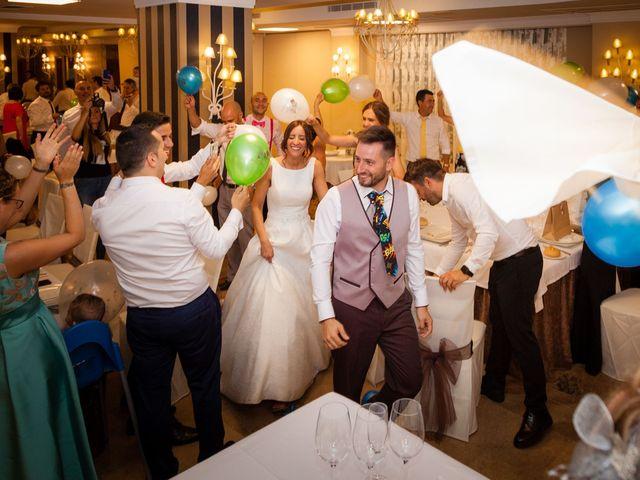 La boda de José Antonio y Ana María en Medina Del Campo, Valladolid 75