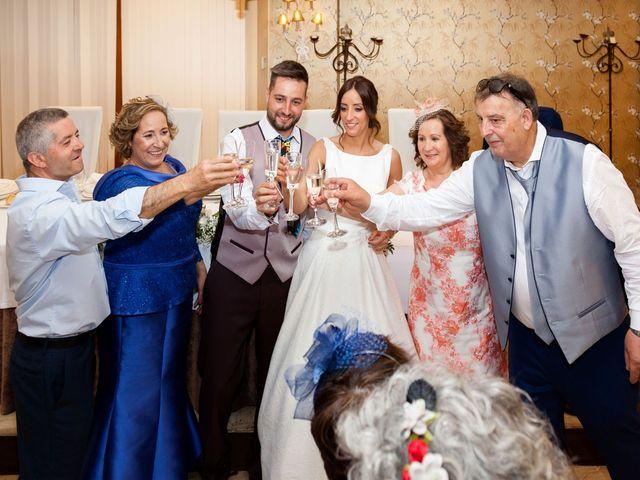 La boda de José Antonio y Ana María en Medina Del Campo, Valladolid 76