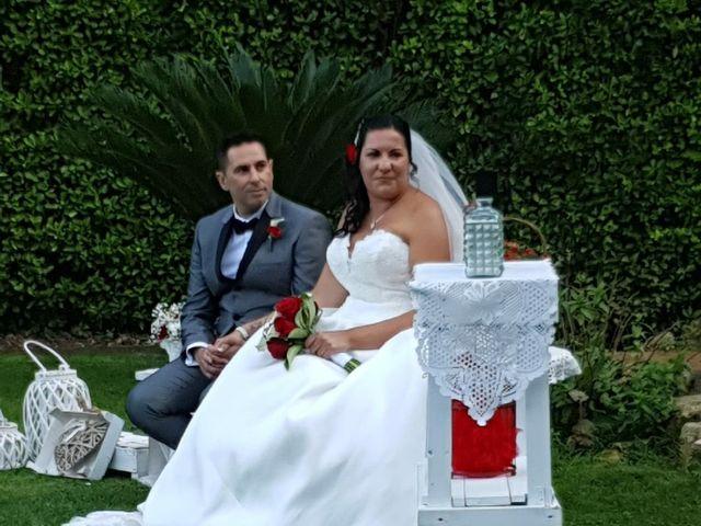 La boda de Miguel y Nuria en Sant Fost De Campsentelles, Barcelona 1