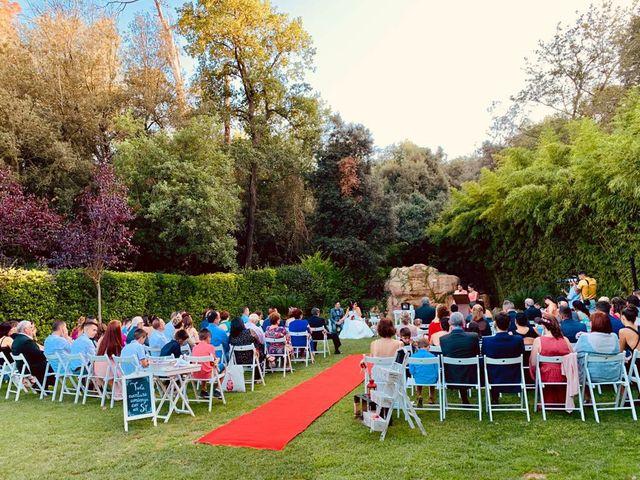 La boda de Miguel y Nuria en Sant Fost De Campsentelles, Barcelona 5