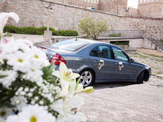 La boda de Fernando y Sonsoles en Ávila, Ávila 1
