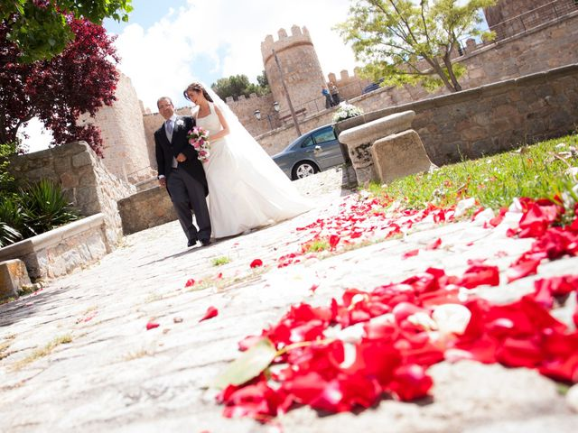 La boda de Fernando y Sonsoles en Ávila, Ávila 2