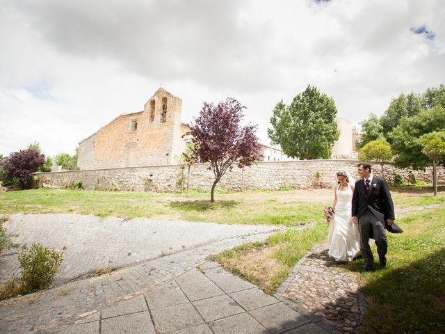 La boda de Fernando y Sonsoles en Ávila, Ávila 5