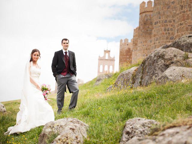 La boda de Fernando y Sonsoles en Ávila, Ávila 6