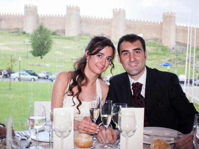 La boda de Fernando y Sonsoles en Ávila, Ávila 10