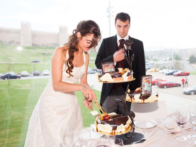 La boda de Fernando y Sonsoles en Ávila, Ávila 11
