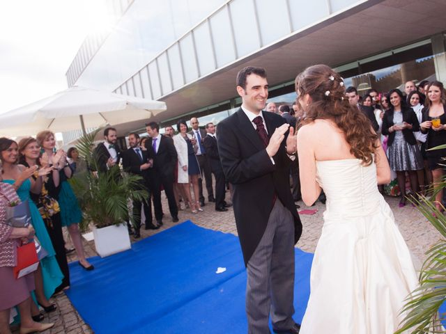 La boda de Fernando y Sonsoles en Ávila, Ávila 12