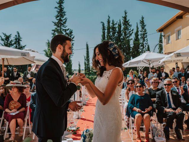 La boda de Mary y Javi