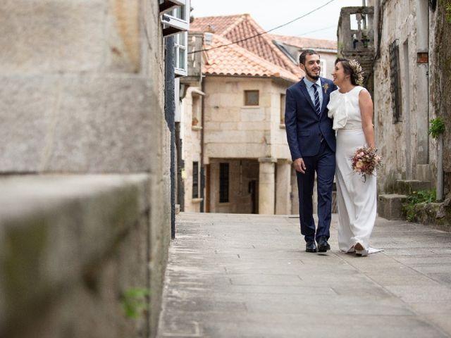 La boda de Jaime y Mara en Redondela, Pontevedra 1