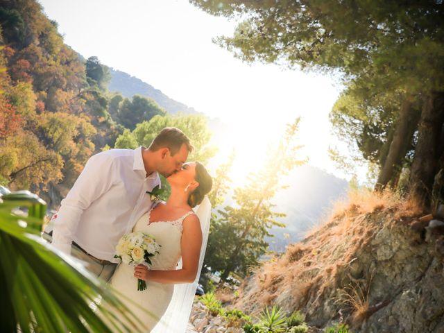 La boda de Rebecca y Jake