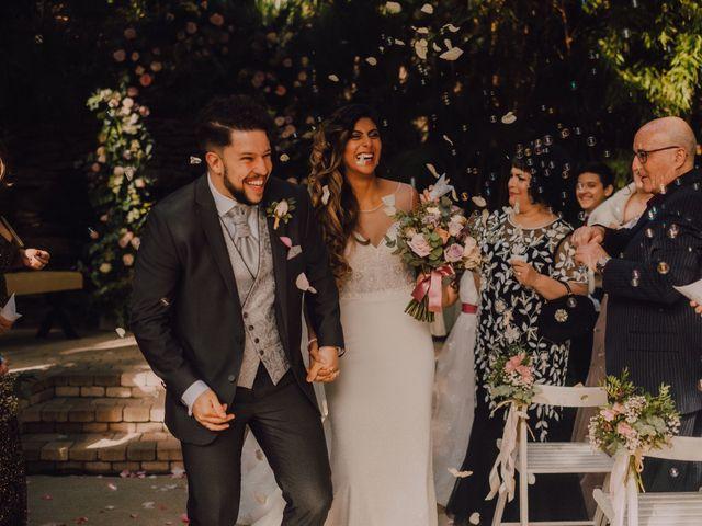 La boda de Iván  y Mauren  en Guadarrama, Madrid 1