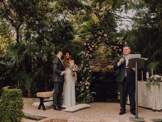 La boda de Iván  y Mauren  en Guadarrama, Madrid 8