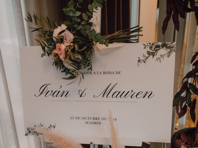 La boda de Iván  y Mauren  en Guadarrama, Madrid 10
