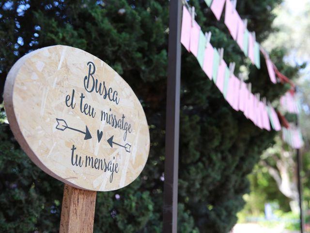 La boda de Pol y Noelia en Bigues, Barcelona 33