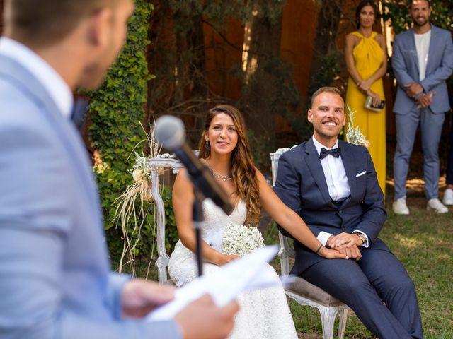 La boda de Pol y Noelia en Bigues, Barcelona 55