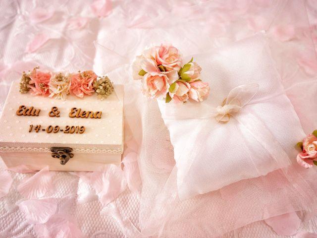 La boda de Elena y Edu en Sanlucar De Barrameda, Cádiz 8