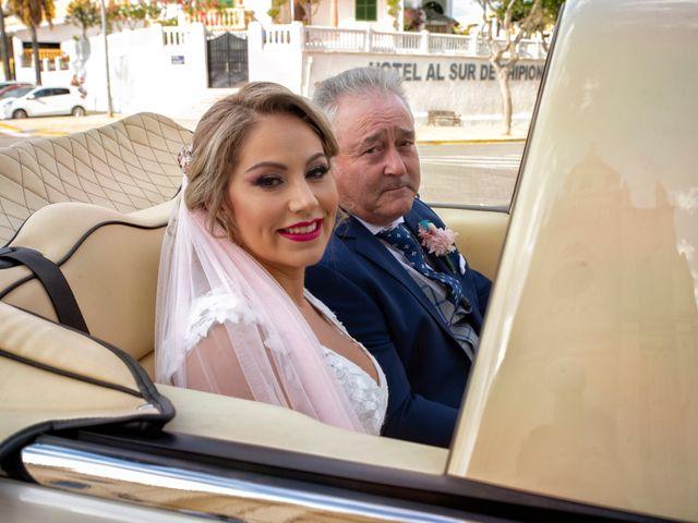 La boda de Elena y Edu en Sanlucar De Barrameda, Cádiz 13