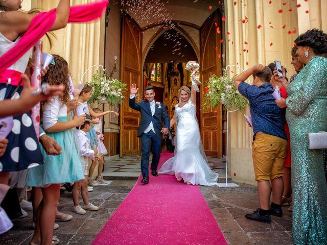 La boda de Elena y Edu en Sanlucar De Barrameda, Cádiz 17