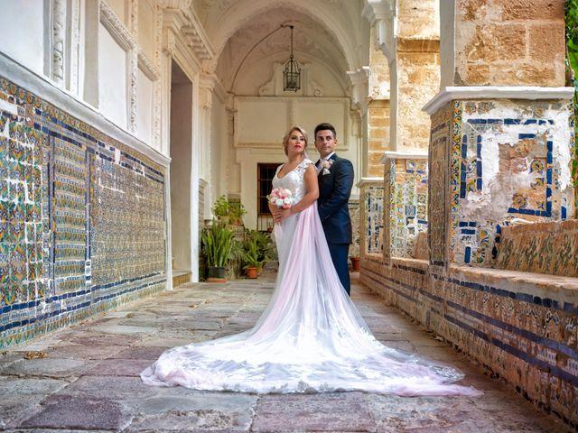 La boda de Edu y Elena