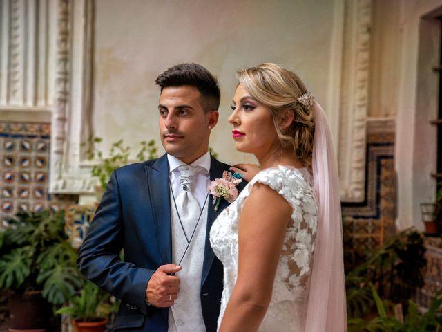 La boda de Elena y Edu en Sanlucar De Barrameda, Cádiz 21