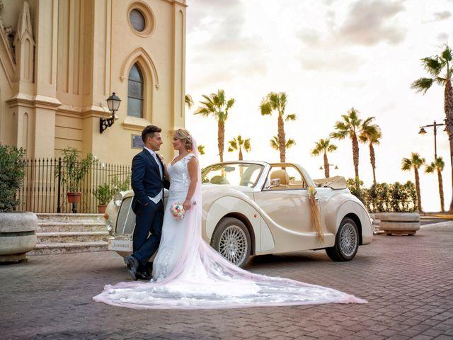 La boda de Elena y Edu en Sanlucar De Barrameda, Cádiz 22