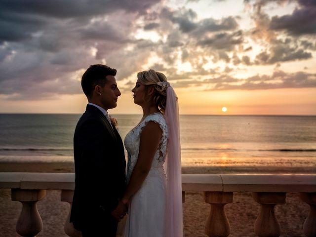 La boda de Elena y Edu en Sanlucar De Barrameda, Cádiz 23
