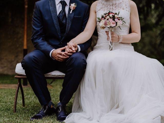 La boda de Fran y Judit en Sentmenat, Barcelona 20