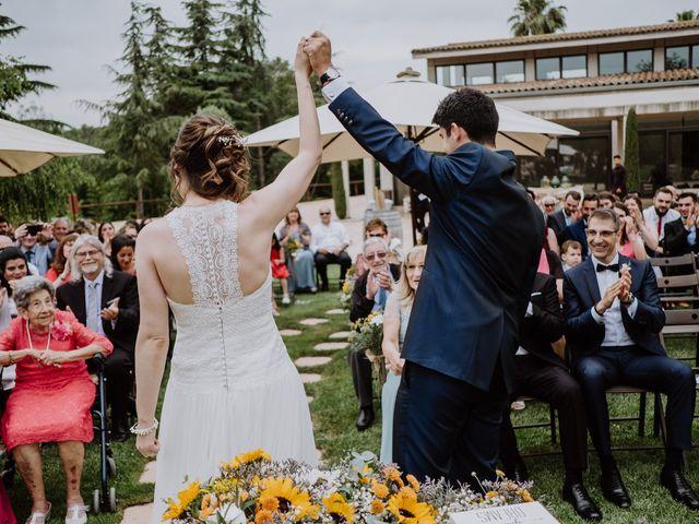 La boda de Fran y Judit en Sentmenat, Barcelona 31