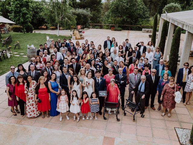 La boda de Fran y Judit en Sentmenat, Barcelona 37