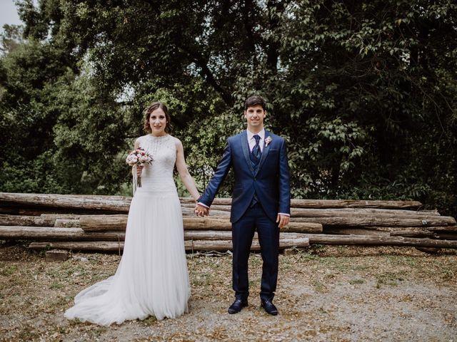 La boda de Fran y Judit en Sentmenat, Barcelona 38