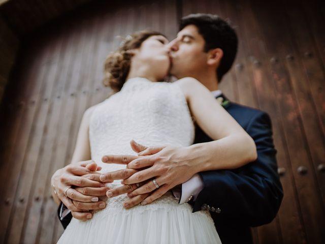 La boda de Fran y Judit en Sentmenat, Barcelona 40