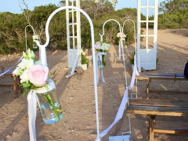 La boda de Elisabeth  y Cristian  en Sant Josep De Sa Talaia/sant Josep De La, Islas Baleares 5