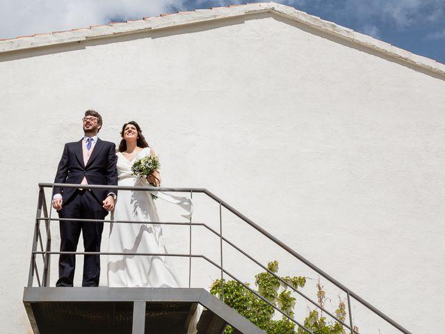 La boda de Gonzalo y Marisa en Madrid, Madrid 27