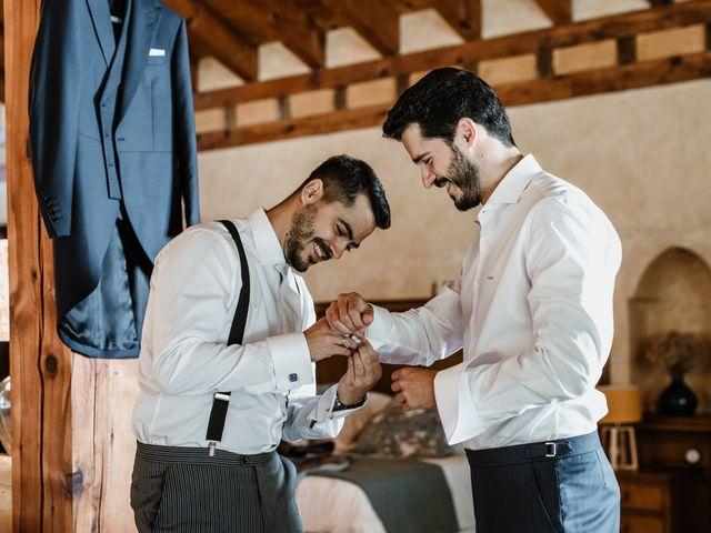 La boda de Carlos y Marta en Torremocha Del Jarama, Madrid 17